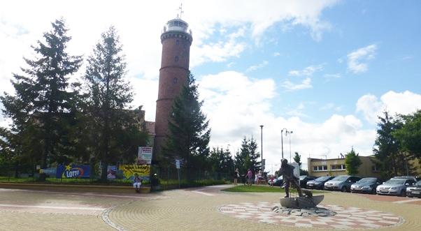 Leuchtturm von Jarosławiec (Jershöft)